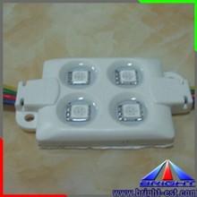 High Brightness Injection RGB LED Module 5050,SMD 12V IP65 Waterproof Sign RGB LED Modul,CE RoHS Approval RGB LED Module
