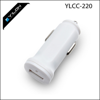2a 1.67a 1.2a quick charge single usb port qc 2.0 car charger