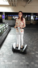 New Arrival electrical scooter 2 wheels self balance go kart