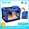 Wholesale pet accessories Comfort Travel portable pet carrier airline dog carrier soft