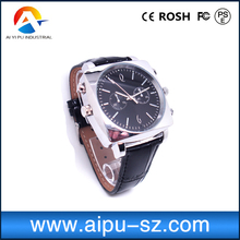 High Quality Photo Output Hidden Camera Wrist Watch With 16GB Memory