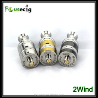 FocusEcig technology new arrival double airflow control dual coils 2wind latest electronic devices