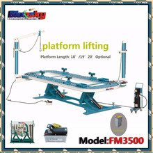 Superior quality auto car frame/chassis alignment machine/occe frame bench