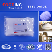 KP high quality Low Price China Wholesale Organic Sweetener Powder Stevia RA95-99%