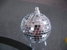 Cristal de la decoración navidad bola de espejos de discoteca venta al por mayor