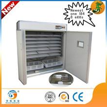 Incubadora completamente automática de ahorro de energía solar para las aves de corral con la marca CE