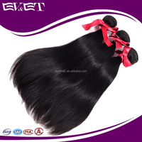 EVET Alibaba human hair factory direct price with quality guarntee real100% virgin human hair free sample straight hair bundles