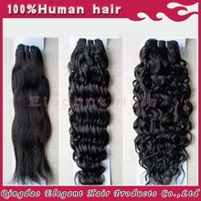 Bussines Sale Full Cuticle Natural Color Curly/Wavy Hair Factory Price Grade 5a Virgin Mongolian Hair