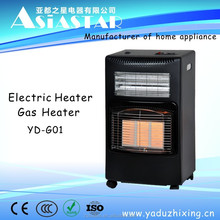 Low Power Electric Room Fireplace Heater