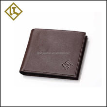 Named leather card holder high -capacity business card wallet leathe small card case for men