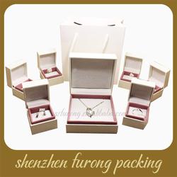 best price red links jewelry box