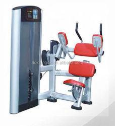 Life Fitness Gym Equipment / AX9812 Abdominal