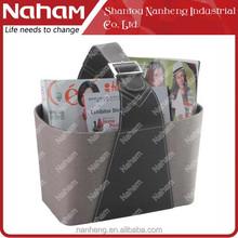 naham profession design tote natural magazine basket