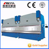 steel plate cnc hydraulic press brake in tandem for sale