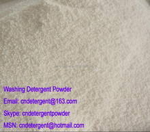 OEM orders Strong Perfumed Rich Foam washing detergent powder professional factory