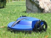 2015 hot sale robot grass cutting machine