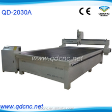 3d cnc machine router for wood / large size woodworking machine for sale with CE QD-2030A