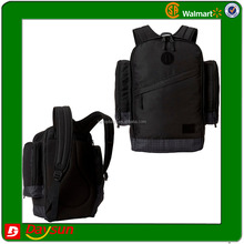 Grey backpack bag high quality computer backpack for man
