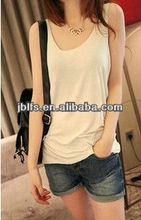 simple style all-match good quality undershirt top tank
