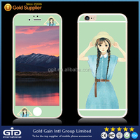 Cartoon Tempered Glass Screen Protector For iPhone 6 Glass Film