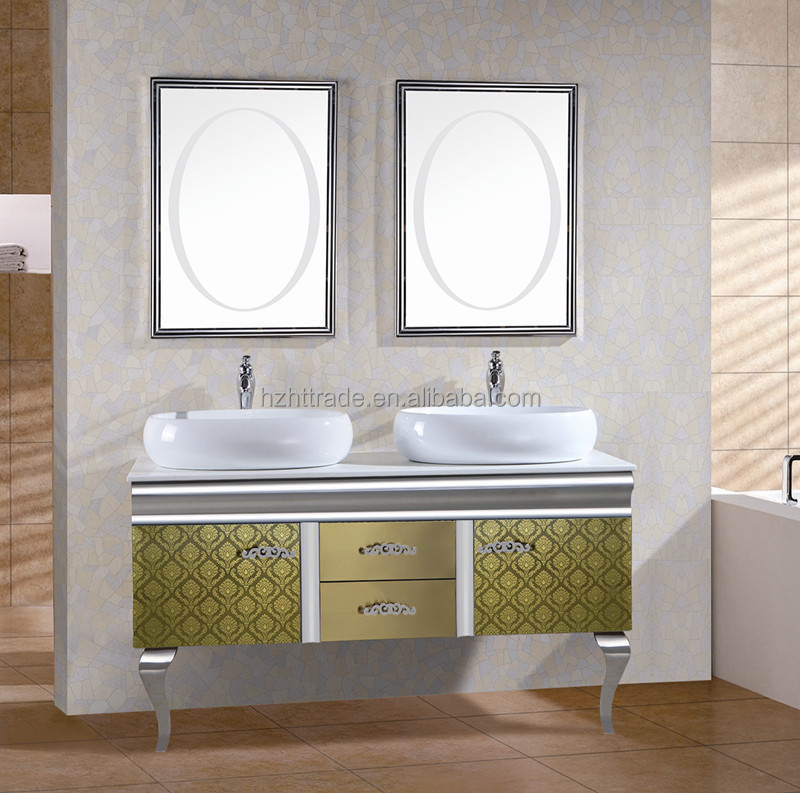 Innovative Bathroom Vanity With Legs  Home Decorating Ideas