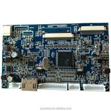 HDMI VGA CVBS PCB universal TFT LCD display Controller/Driver board