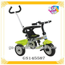2012 Newest Baby Tricycle With Push Handle