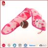 Cheap wholesale plush material tough dog toys