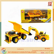 RC Construction Toy Trucks Model