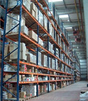 Over 15 years warehouses quality candy q235 racks sale as manufacturer