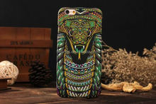 Cheap goods from china Animal Patterns Glow in Dark PC Case case for iphone 5 made in china