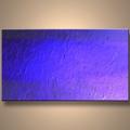 venta al por mayor de color púrpura hecha a mano de pintura de acrílico