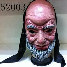 latex old man mask 52003