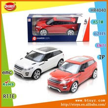 1:14 scale model PVC remote controlled car toy
