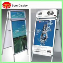 Factory direct sell many size available snap frame stand with header