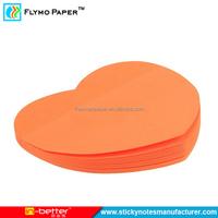 Self Adhesive Note Pads Die Cut Sticky Notes Custom Memo Pad