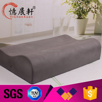 Supply all kinds of bamboo case,dropship bamboo pillow,bamboo charcoal butterfly cervical pillow