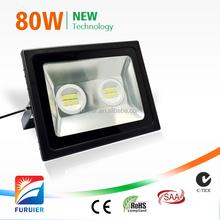 cold white floodlight, driverless dimmable villa 80w 240w floodlight, ac cob floodlight