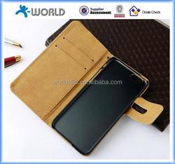 Vintage Folio Flip squirrel Grain PU Leather Case for iphone 6, iphone 6 plus, iphone 6S