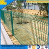 pvc coated fency tension welded panels rigid wire