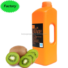Natural % 100 venta al por mayor 2.1L / botella orgánica pear juice concentrado de jugo