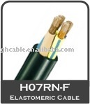 H07RN-F Flexible Rubber Cable 1X2.5MM2