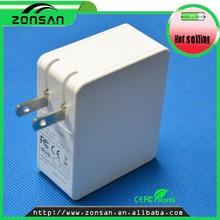 CE,ROHS,FCC Approved usb wall battery charger,ODM/OEM quick deliver power sockets