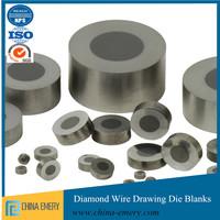 PCD by Ultra-high Pressure Polycrystalline Diamond Diamond Wire Drawing Die Blank