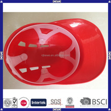 made in china high quality wholesale plastic baseball helmet