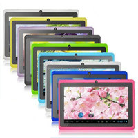 Cheapest price q88 tablet pc 7inch tablet q88 a33 very cheap android 4.0