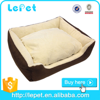 Soft Touch durable dog bed/princess dog bed/polyester washable dog bed