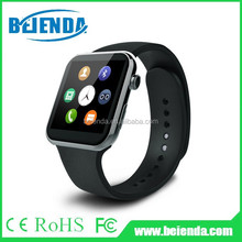 shenzhen manufacture long standby time android smart bluetooth watch sync for iphone