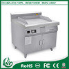 freestanding commercial use western steak grill machine