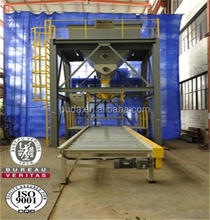bulk bags srew filler 500-2000kg powder packing machines